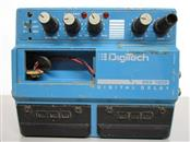 DIGITECH PDS-1000 DIGITAL DELAY, FOR PARTS OR REPAIR